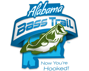 Alabama Bass Trail logo