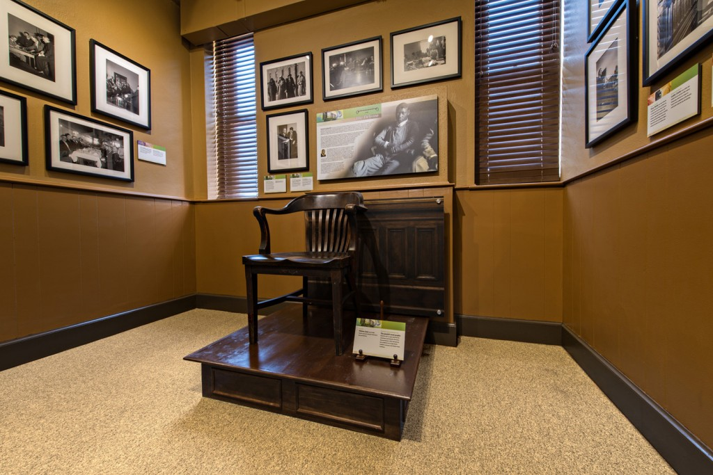Scottsboro Boys Chair
